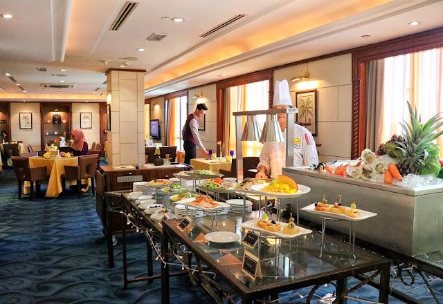 Grand BlueWave Hotel Shah Alam CLUB LOUNGE