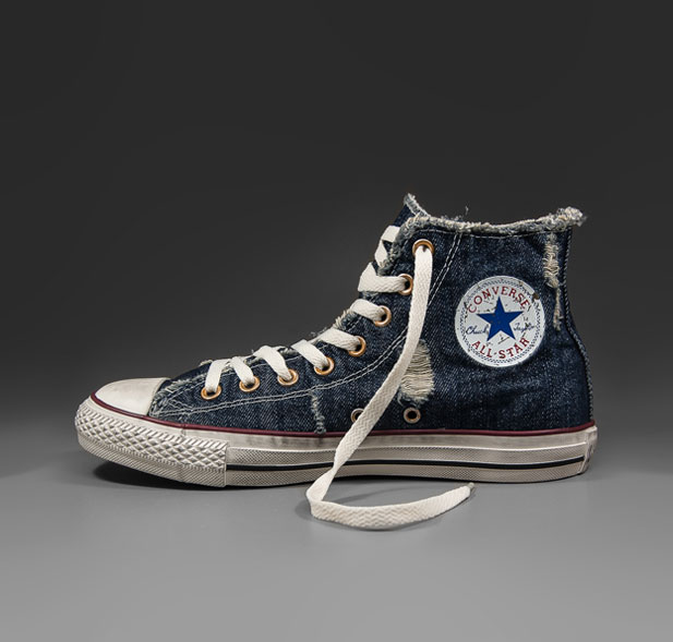 converse navy denim 0183ab684