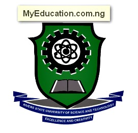 River State University of Science and Technology Pre-Degree Admission Form - 2017/2018