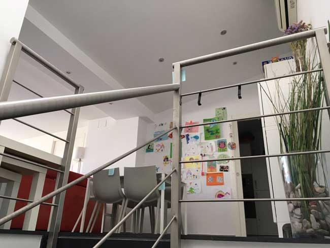 duplex en venta calle pintor camaron castellon cocina2