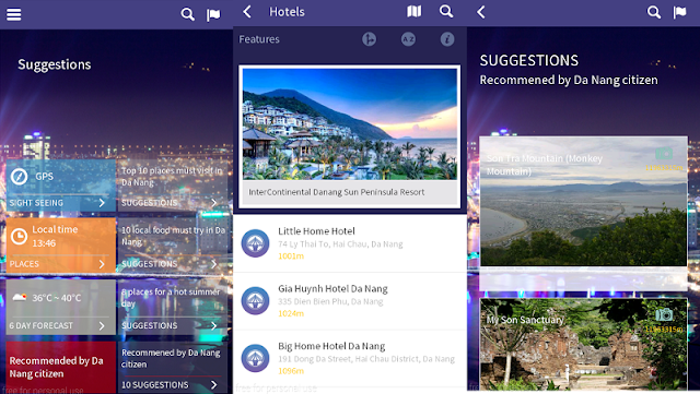 Da Nang IT whiz makes app for travellers 2