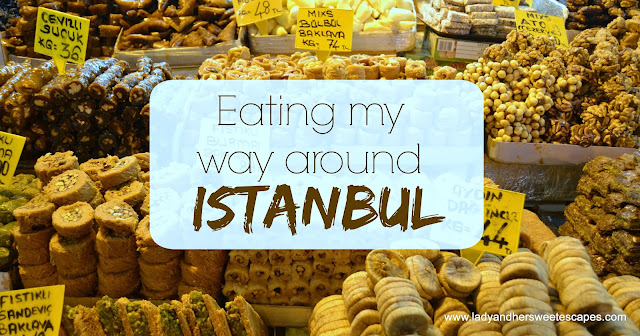 where and what to eat in Istanbul
