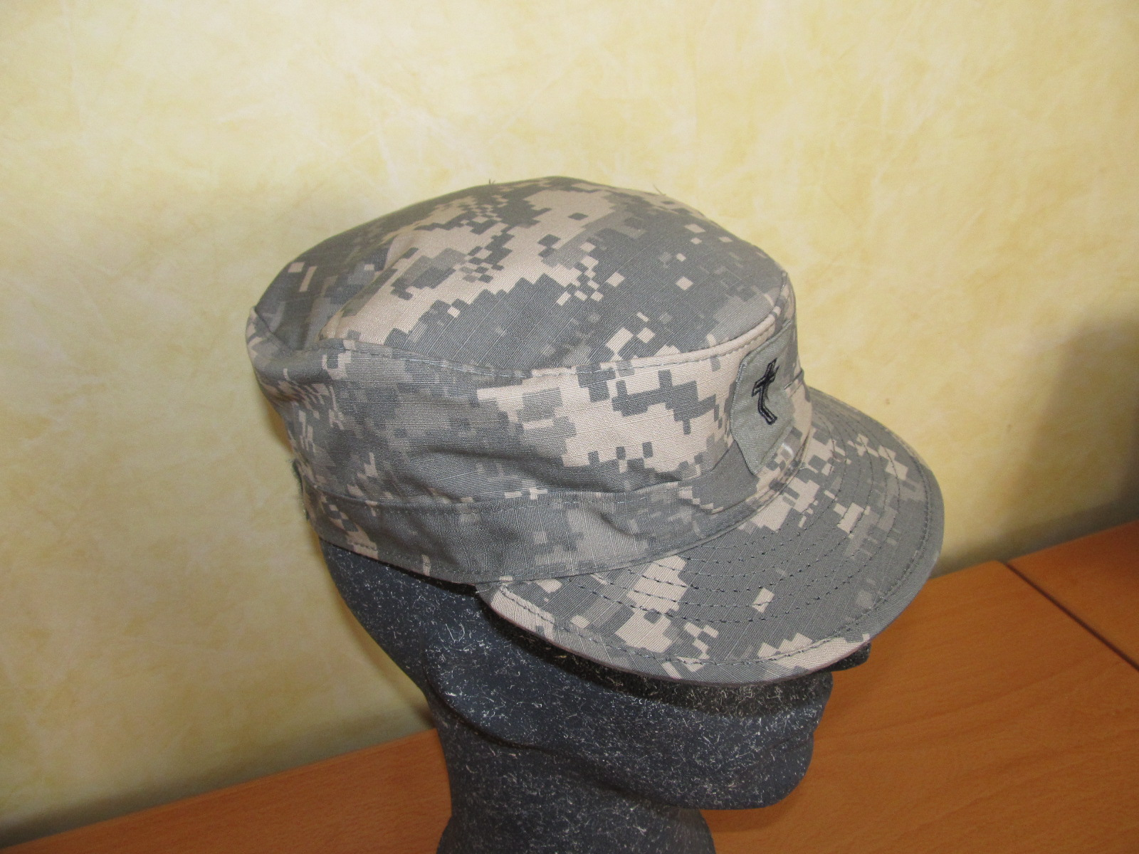 6113c9a1b68 The Philippi Collection  ABU Utility Cap and ACU Patrol Cap with ...