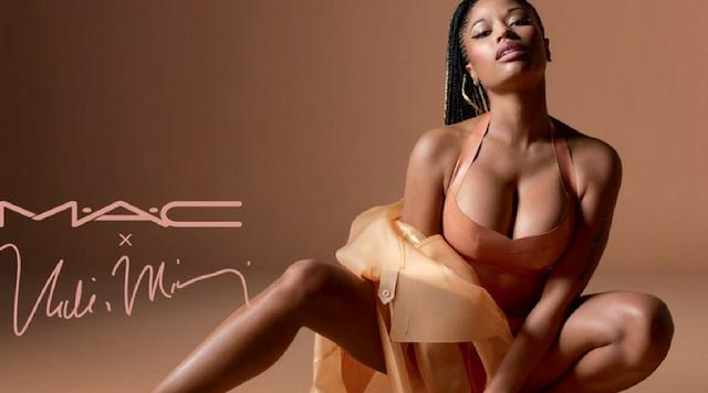 Nicki Minaj x M.A.C