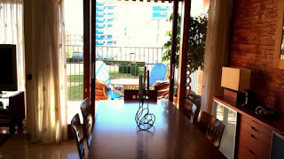 apartamento en venta calle doctor fleming benicasim comedor