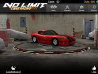 No Limit Drag Racing Apk v1.55.5 (Mod Money) Terbaru