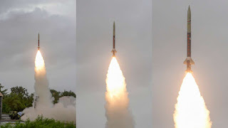Prahar: Short-range, Quick Reaction tactical ballistic missile tested fired