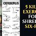 5 Killer Exercises for a Shredded Six-Pack