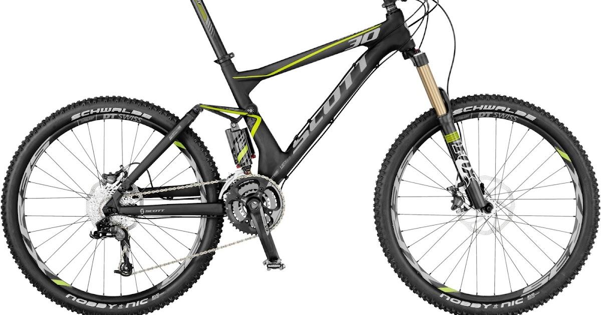 Todo-Bicicletas: Bicicleta Scott Genius 30