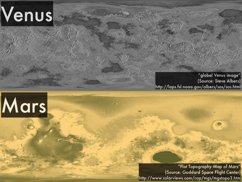 surface of venus russian probe - photo #21