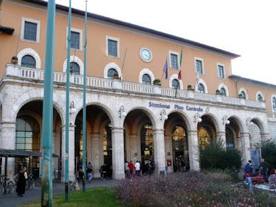 Estacion central del Pisa
