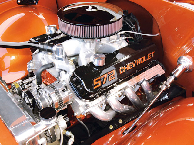 Gm Crate Engine Wallpaper