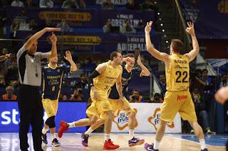 BALONCESTO (Copa ACB 2016) - El Gran Canaria remonta 19 puntos y jugará su primera final