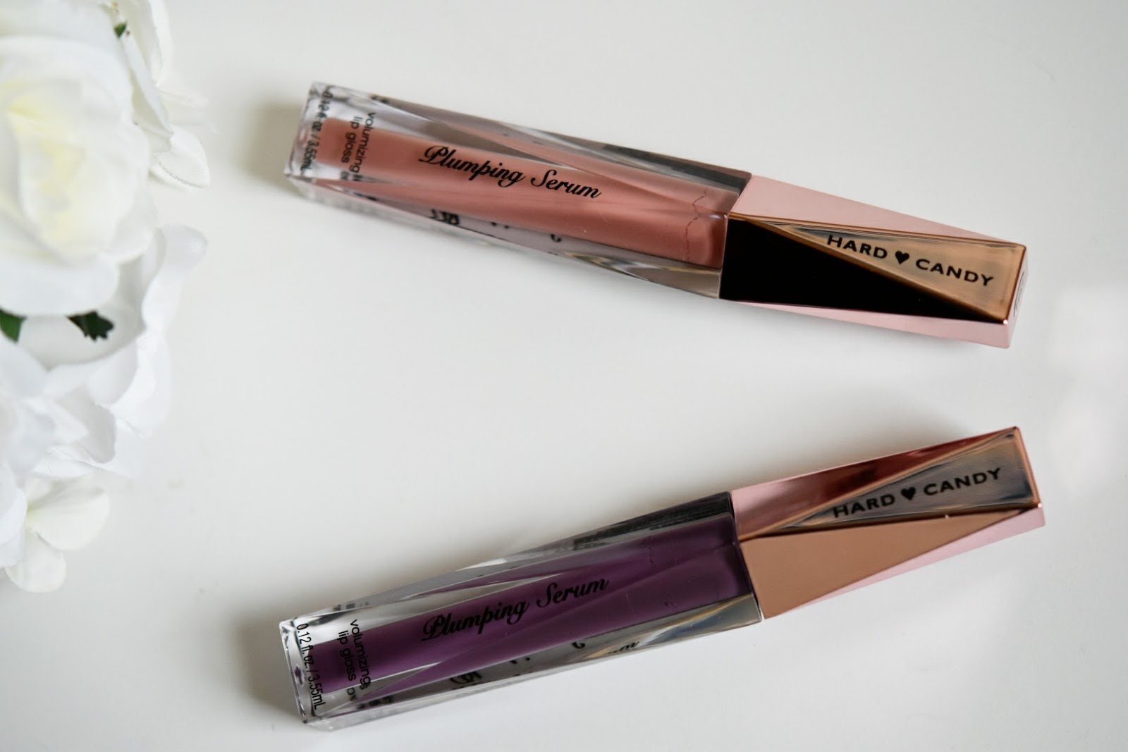 Hard Candy Plumping Serum Review: Win 3 Lip Gloss Giveaway Ends Feb 12th  via  www.productreviewmom.com