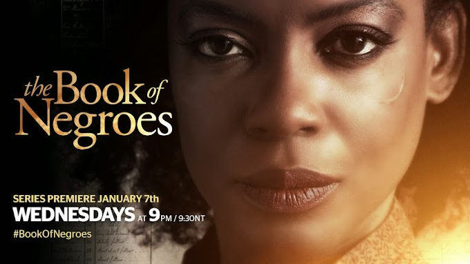 Doua vorbe despre The Book of Negroes