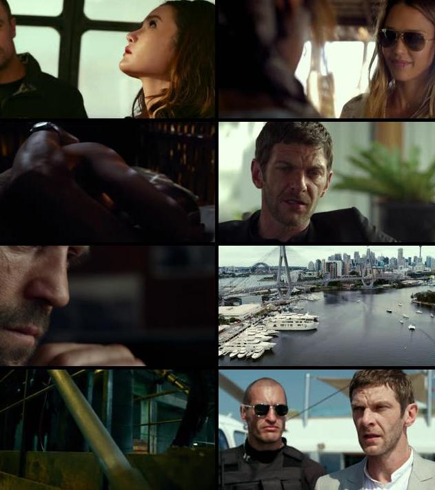 Mechanic Resurrection 2016 English 720p BRRip