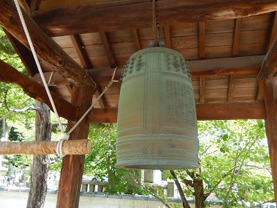 須磨寺弁慶鐘