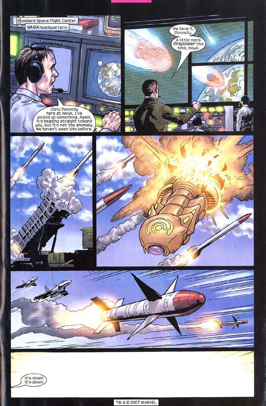 Read online Silver Surfer (2003) comic -  Issue #10 - 33