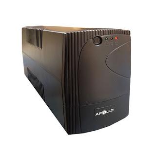 Bộ lưu điện máy tính Apollo  AP265,  650VA - 360W
