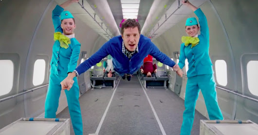of ok go zero gravity video | lancerlord