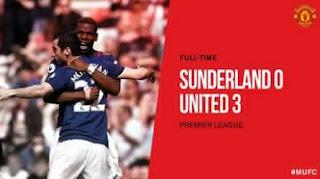 Manchester United Menang di Kandang Sunderland