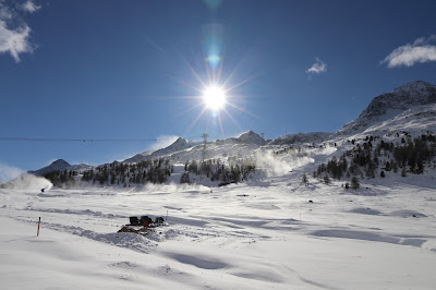 Graubünden und Tessin