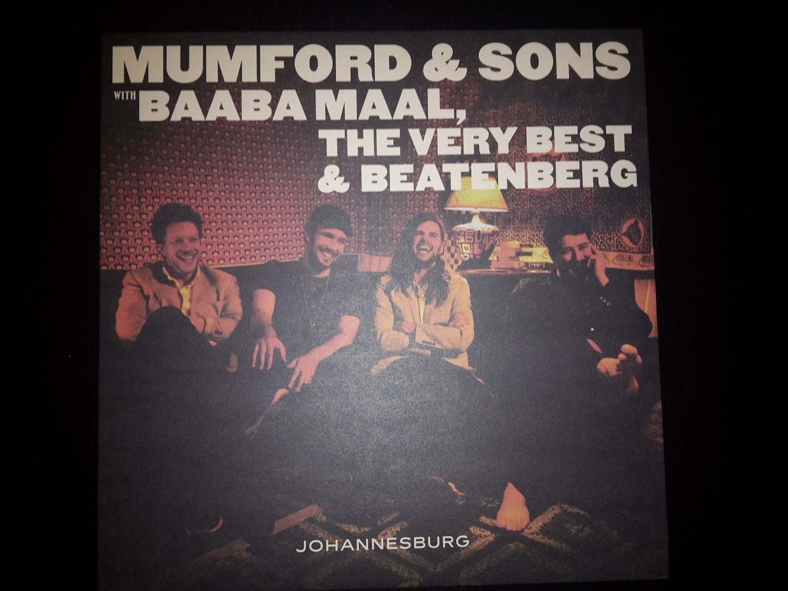 Vinylsinglar Mumford Amp Sons With Baaba Maal The Very