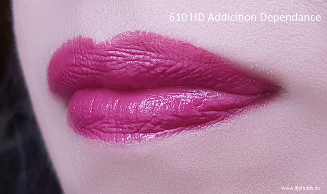 Revlon Ultra HD Matte Lipcolor  Nr. 610