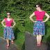 Etno skirt