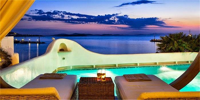 Villaggi turistici Mykonos - Grecia