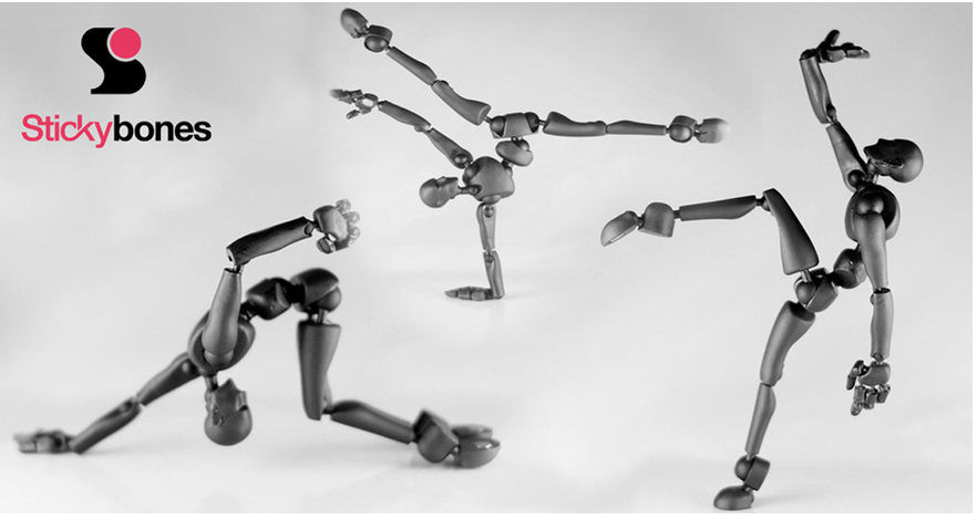 Escape Studios Animation Blog Cool New Stop Motion Animation Rig Stickybones