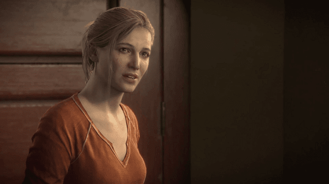 Elena Fisher adalah sosok partner yang sempurna bagi Nathan Drake, mereka berdua kemudian menikah