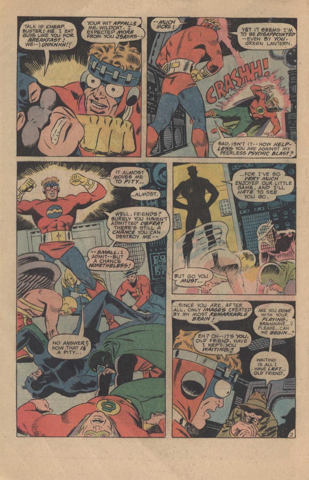 Read online All-Star Comics comic -  Issue #59 - 4