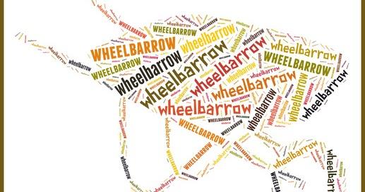 Wheelbarrows Wheelbarrow Word Cloud