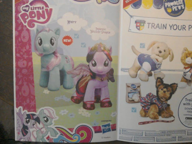 Minty Confirmed for Next Build a Bear Plushie Release