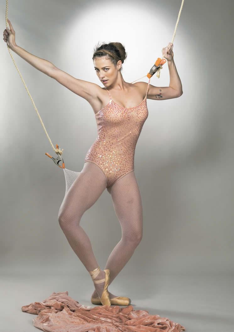 nackt Piovani Luana Nude Celeb