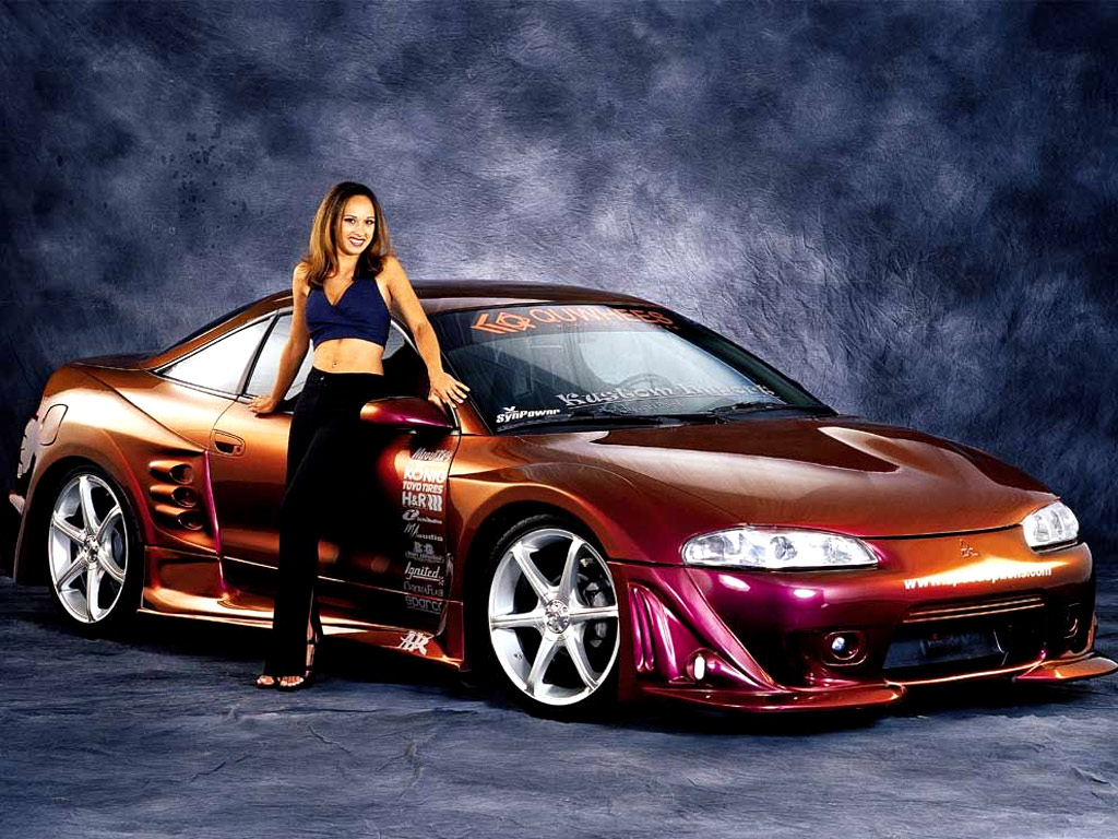 amazing girls cars wallpapers - Mobile wallpapers