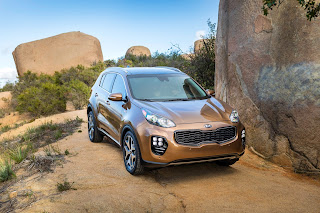 Gen 4 Kia Sportage has the goods to be great