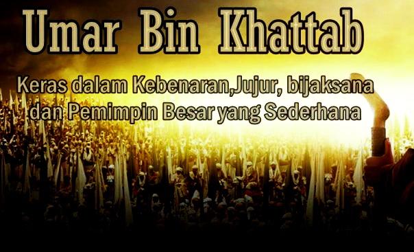 4 Kisah Inspiratif Kepemimpinan Umar Bin Khattab Yang Patut Kita Teladani