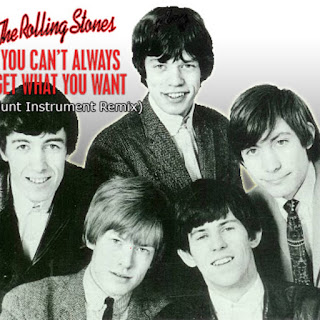 Stones - You Can't Always Get What You Want cover art