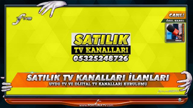 SATILIK TV KANALLARI İLANLARI