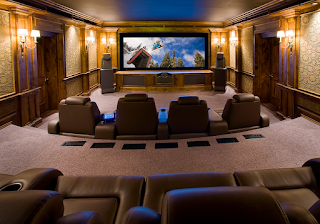 Install a home theater system in denver