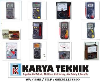 Jual Sanwa Multimeter CD771