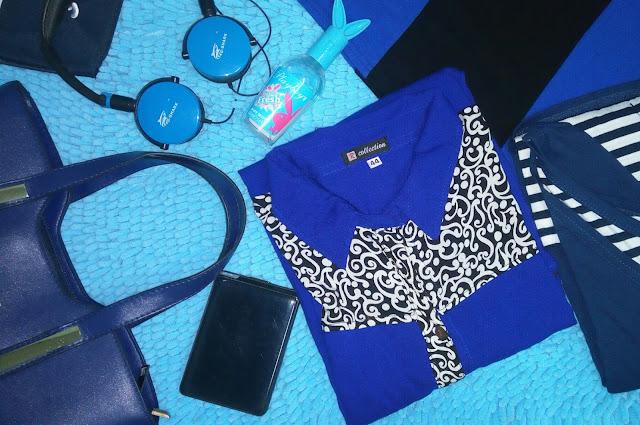 Biru favourite color