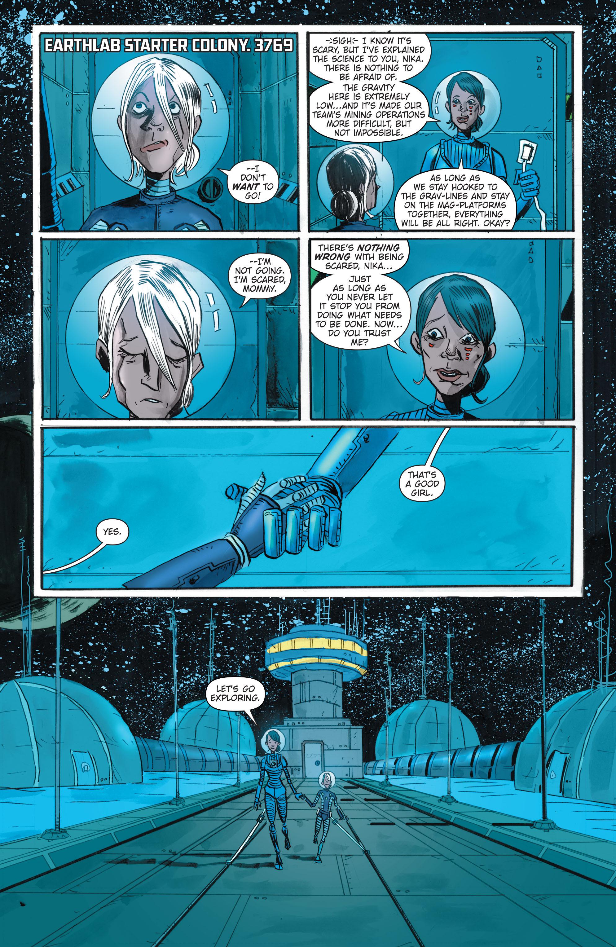 Read online Trillium comic -  Issue # TPB - 140
