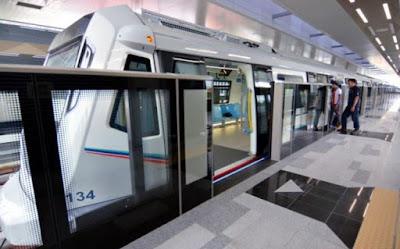 Sg Buloh Kajang MRT