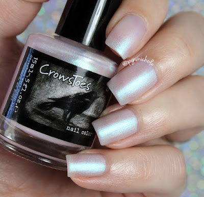 CrowsToes Nail Color Always | The Triple M Collection