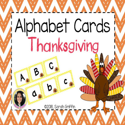 Free Thanksgiving Letter Cards