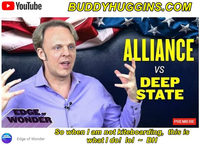 I AM Buddy, The BUDDHA From Mississippi ™: Alliance vs Deep