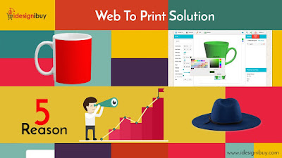 Web To Print Solution for Online Merchants